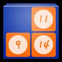 لعبة ترتيب الارقام - ارقام icon