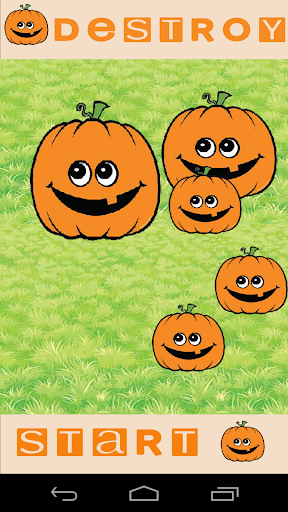 Pumpkins Game