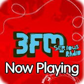 3FM Now Playing + Widget