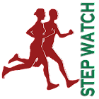 STEP WATCH  SMART PEDOMETER PR icon