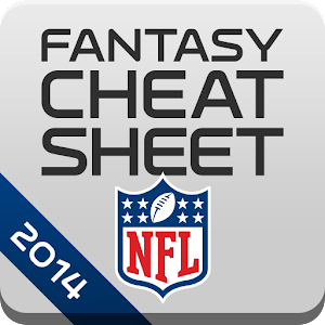 NFL Fantasy Cheat Sheet 2014 APK