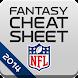 NFL Fantasy Cheat Sheet 2014
