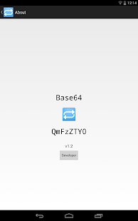 Base64 ⇄ QmFzZTY0- screenshot thumbnail