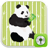 GO Locker Cute Panda