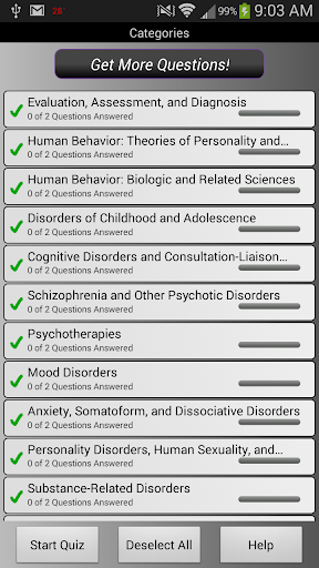 【免費教育App】PreTest Psychiatry-APP點子