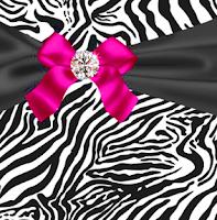 Screenshot of Zebra Love GO SMS Pro Theme