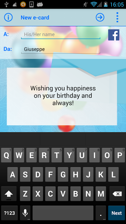 Sing Happy Birthday Songs Android Apps on Google Play