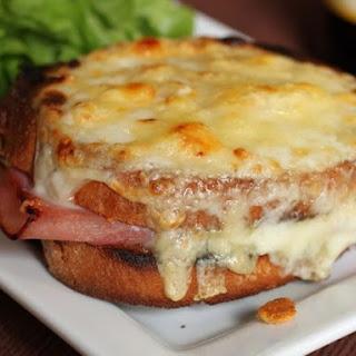 Gluten-Free Croque-Monsieur