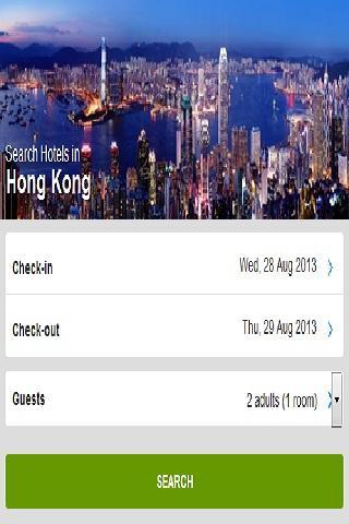 Hotel Hong Kong Booking