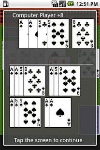Cribbage (ad supported)- screenshot thumbnail