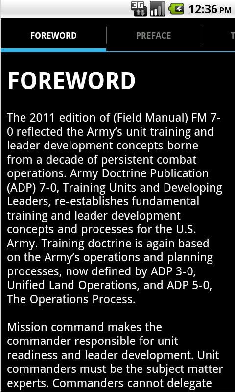 ADP 7 Train Units  Dev. Lead - screenshot