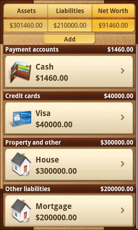 Money - screenshot
