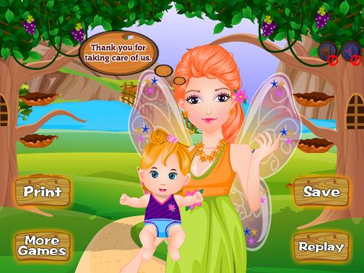 【免費休閒App】童話誕生的女孩遊戲-APP點子