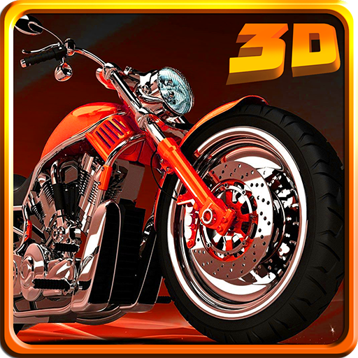 Moto Parking 3D LOGO-APP點子