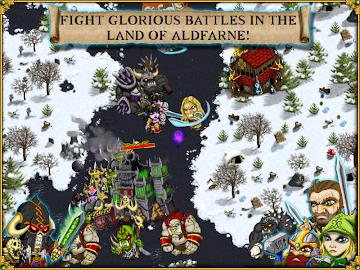 Warlords RTS: Strategy Game Screenshot 5