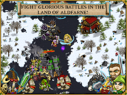 Warlords RTS: Strategy Game Screenshot 5