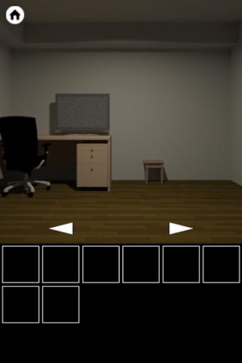 脱出ゲーム 霊のいる部屋