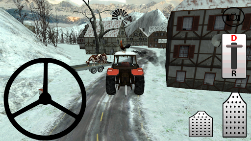 Traktör Simülatör 3D Full HD
