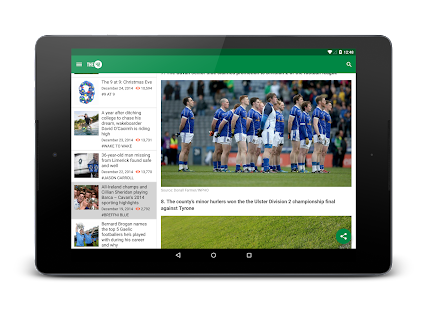 The42.ie Sports News - screenshot thumbnail
