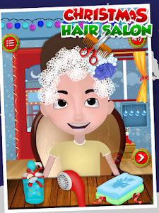 Christmas Kids Hair Salon v39.1.1