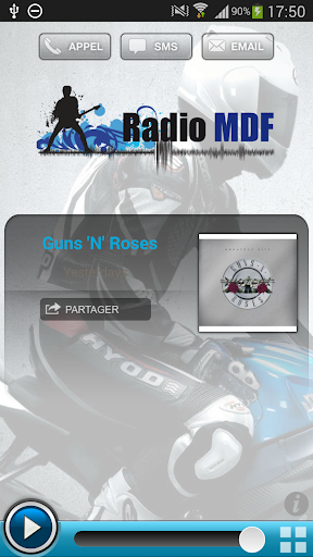 mdf radio