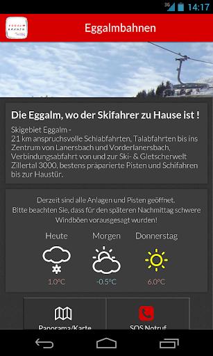 Eggalmbahnen - Zillertal 3000