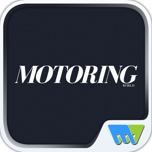 Motoring World LOGO-APP點子