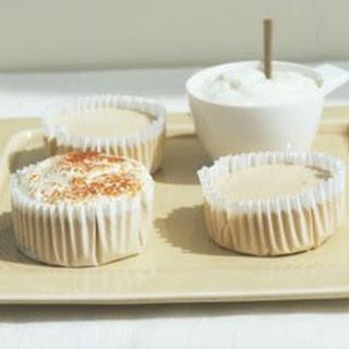Cappuccino Cheesecakes