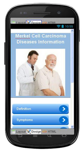 Merkel Cell Carcinoma Disease