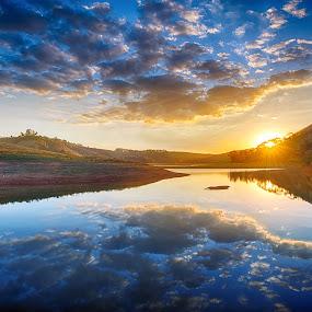 End by Marcos Lamas - Landscapes Sunsets & Sunrises