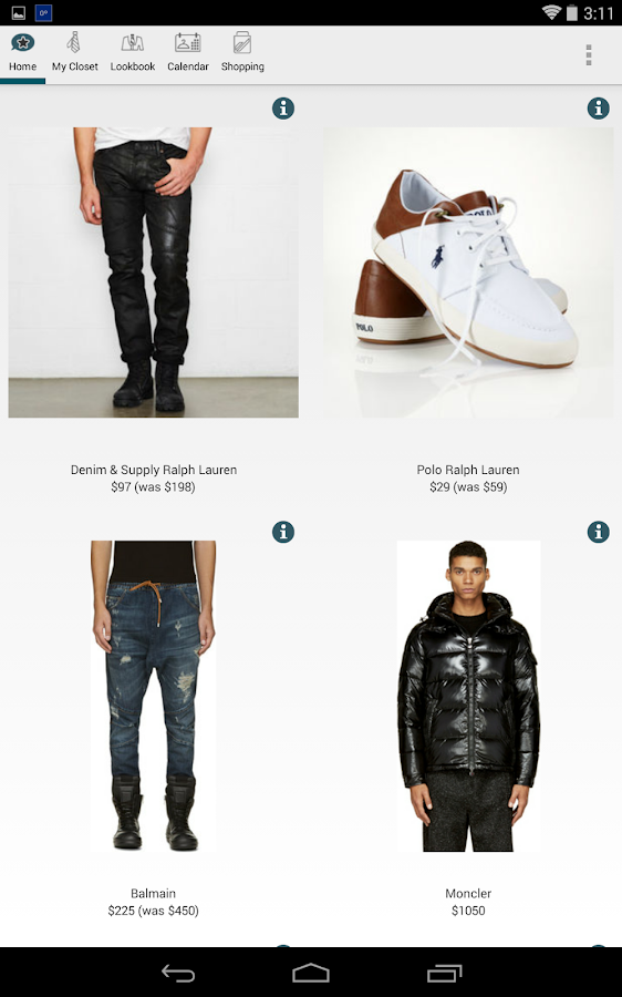 Mod Man Mens Fashion Style Android Apps On Google Play