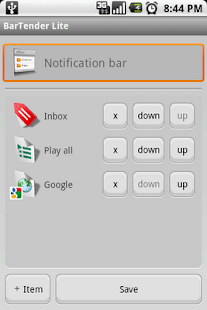 BarTender Lite - screenshot thumbnail