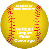 Softball Umpires Field Free