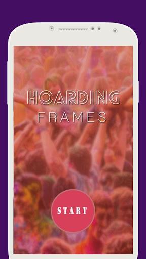 50 Hoarding Frames