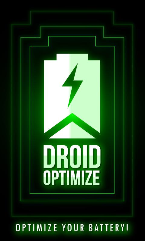 Droid Optimize - Battery Saver- screenshot