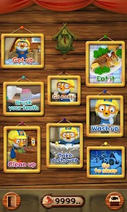 Talking Pororo (English)- screenshot thumbnail