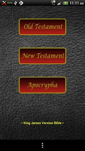 Audio Bible (KJV) - screenshot thumbnail