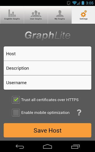 GraphLite: A Graphite Client