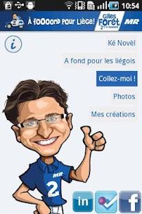 Gilles Foret– Vignette de la capture d'écran