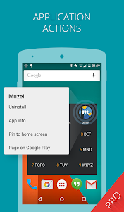 AppDialer Pro search on phone v6.2-release