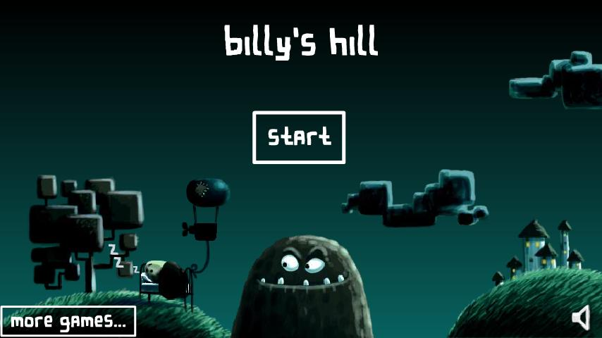 Billy's Hill - screenshot