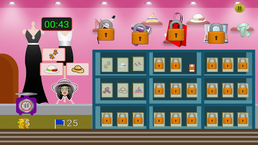 Clothing Store Game