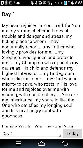 31Days of Prayer