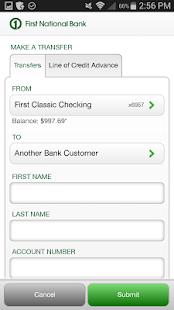 First National Bank of Omaha- screenshot thumbnail