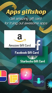 Apps giftshop – Free Gift Card screenshot 0