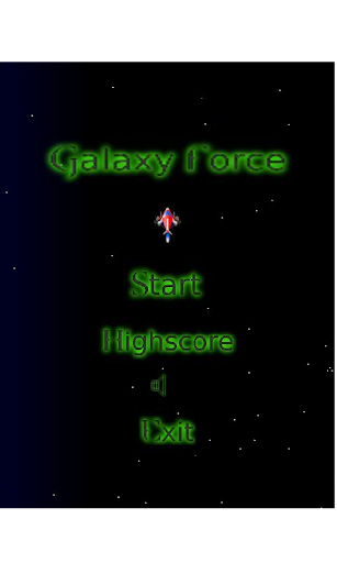 Galaxy red force