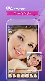 Perfect365: One-Tap Makeover Screenshot 4