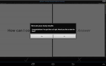 gFlash+ Flashcards & Tests Screenshot 12