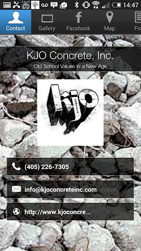 KJO Concrete Inc.