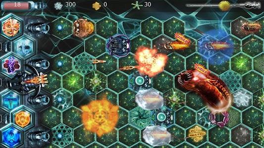 Cell Planet Tower Defender v1.51